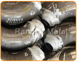 ASTM A234 Alloy Steel WP9 Pipe Fittings Suppliers in Turkey
