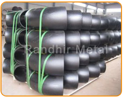 ASTM A234 Carbon Steel High Temp Pipe Fittings Suppliers in Saudi Arabia