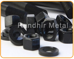 ASTM A307 Carbon Steel Fasteners Suppliers in Iran
