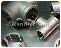 ASTM A403 Stainless Steel Screwed Threaded Pipe Fittings Suppliers in Saudi Arabia