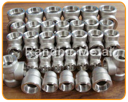 ASTM A403 Stainless Steel Socket Weld Pipe Fittings Suppliers in Saudi Arabia