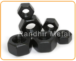 ASTM A563 Carbon Steel Fasteners Suppliers in Iran