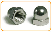 Hastelloy c22 Cap Nut