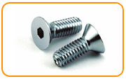 Inconel 601 Cap Screws