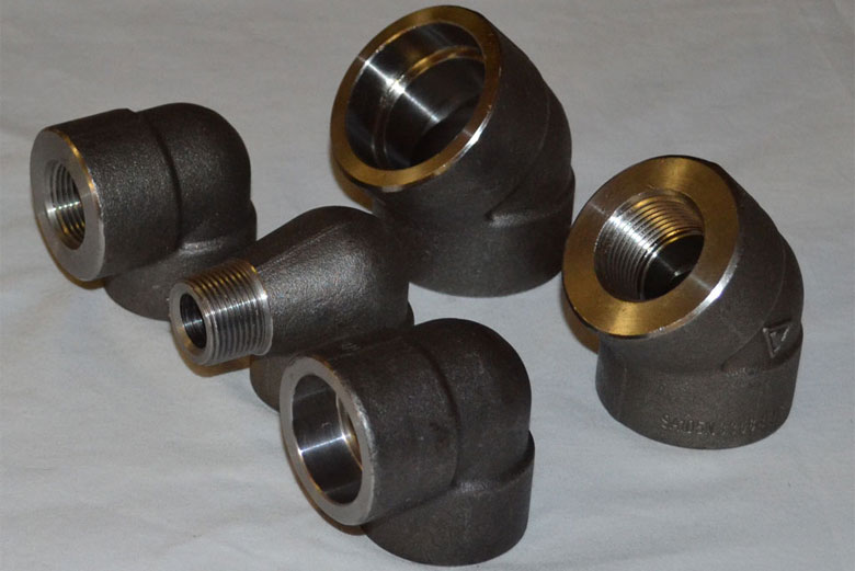 Carbon Steel ASTM A105 Forged Fittings