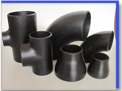 Carbon Steel Pipe Fittings in USA