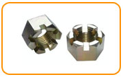 Alloy Steel Castle Nut