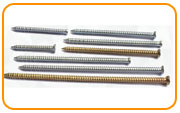 Inconel 601 Concrete Screw