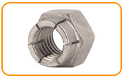 Inconel 601 Flex Lock Nut