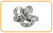 Custom stainless steel forged flange