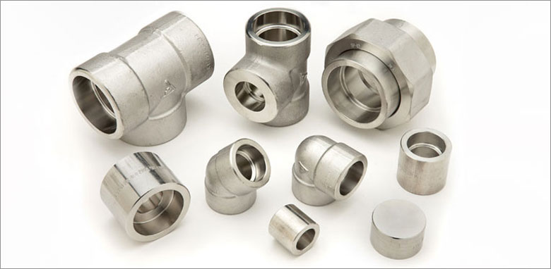 Hastelloy C276, C22, B2 Forged Fittings