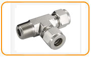 Metric Female Flat Seal Hydraulic Tube Fitting