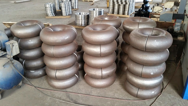 ASTM B366 Monel Buttweld Pipe Fittings