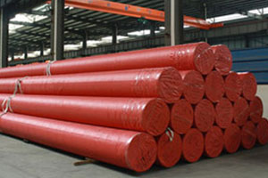 Stainless Steel Pipes Packaging