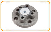 A182 F316L stainless steel asme b16.5 forged RF reducing flanges