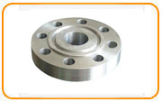 steel flange , ring type joint flange