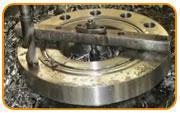 astm a182 f9 ring type joint flange