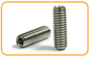 Hastelloy c22 Set Screw