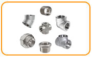 High Pressure Fittings, Socket Welding Fittings