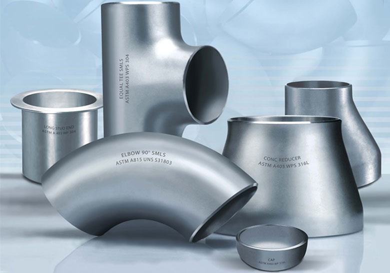 ASTM A403 WP Stainless Steel 304 Buttweld Pipe Fittings