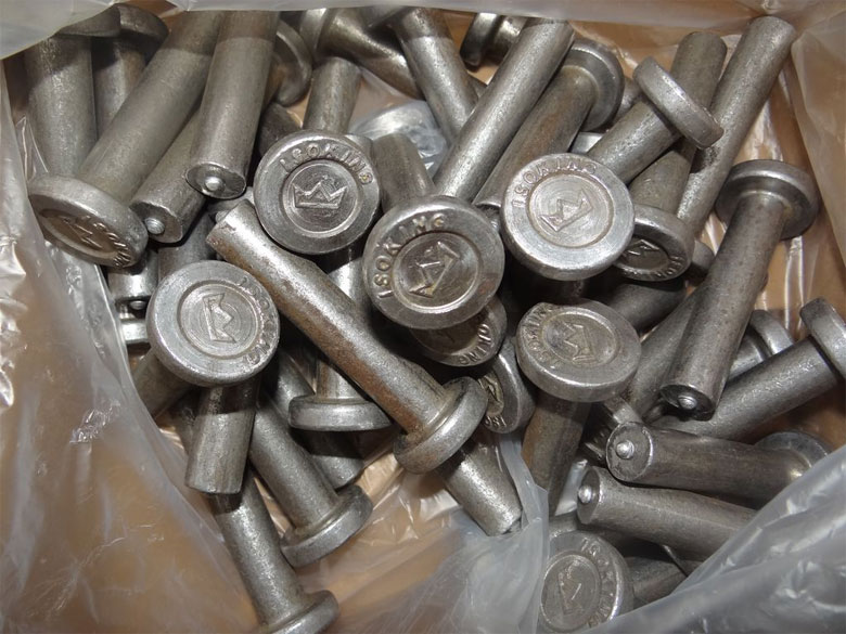 Stainless Steel Fasteners in our Stockyard