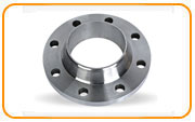 ANSI B16.47 series A (MSS SP-44) and series B (API-605) weld neck A / B flange