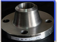 A105 weld neck flange size dn250 pressure 300lb at our Warehouse Mumbai,India
